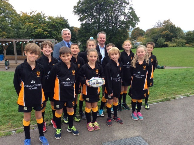 St Stephen's School Tag Rugby Team